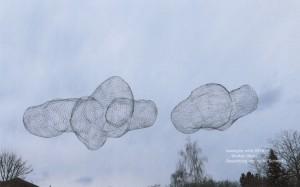 wolken über
